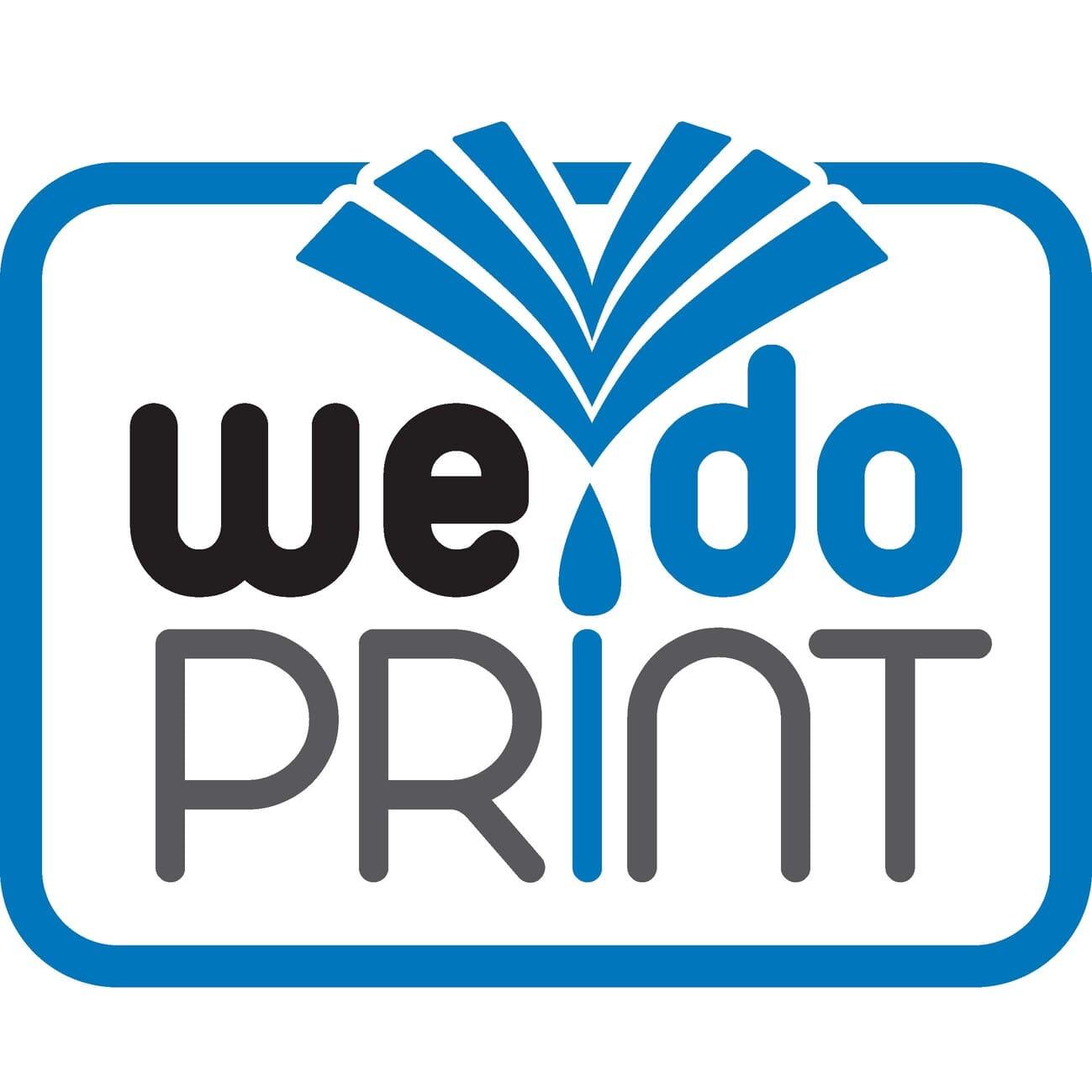 We Do Print Logo
